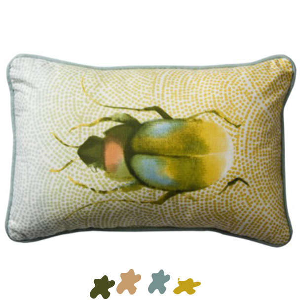Beetle Pillow IP