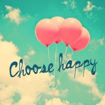 choose happy copy