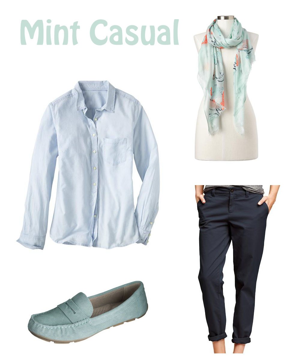 Mint Casual