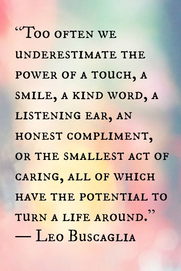kindness acts